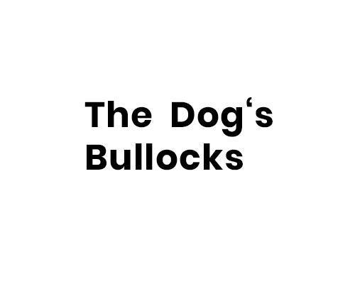 TheDogsBullocks_Logo